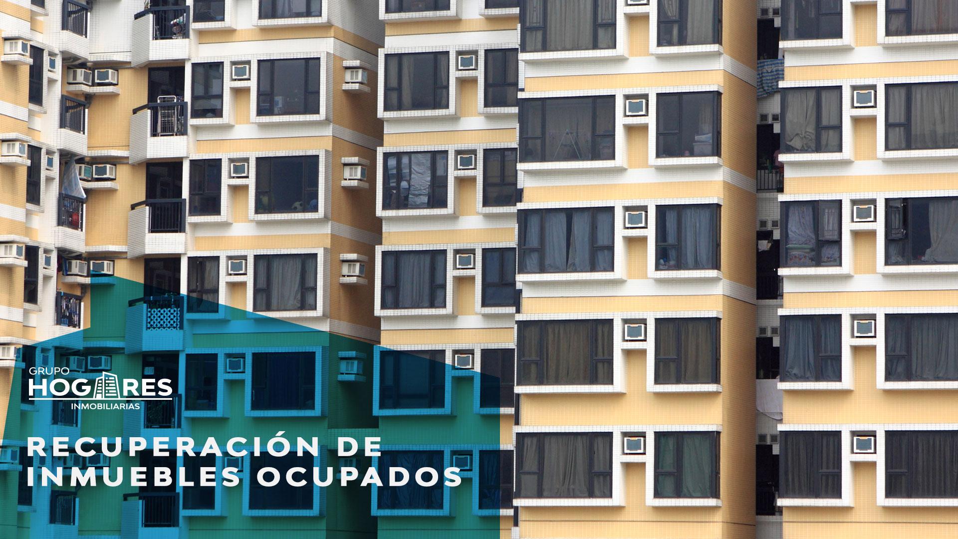 Recuperación de inmuebles ocupados en Valencia