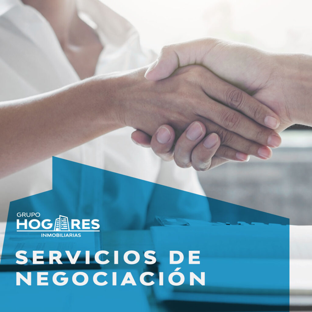 Servicios de Negociación entre Particulares
