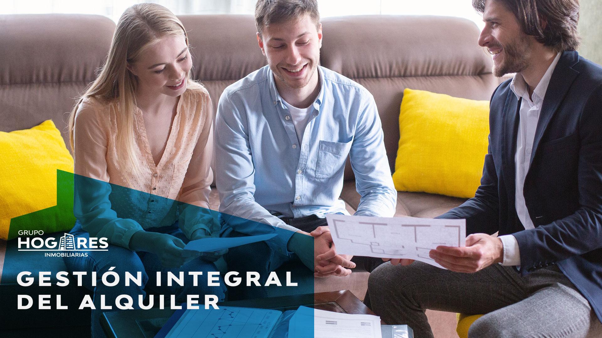 Gestión Integral del alquiler