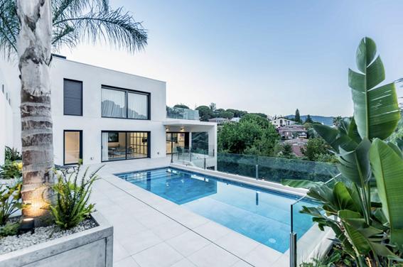 Cuánto cuesta construir una casa teniendo ya el terreno en propiedad